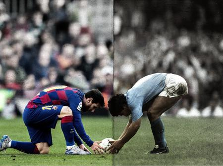7 things you dont know about Maradona and what he said about MESSI