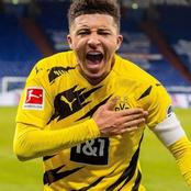 Dortmund holds on Jadon Sancho Amid Manchester united interest on the winger