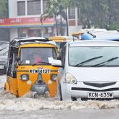 Weatherman Issues the Following Warning to Kenyans