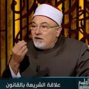 الشيخ خالد الجندي يوضح رأي الشرع في الزواج العرفي من أجل الحصول على معاش