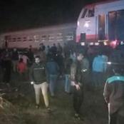 التفاصيل الكاملة لحادث قطار منيا القمح..