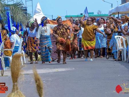 La fête de Pâques à Koumassi comme au village