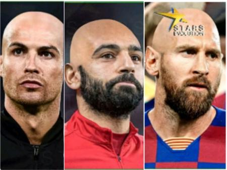 This Is How Some Players Would Look Like Without Hair