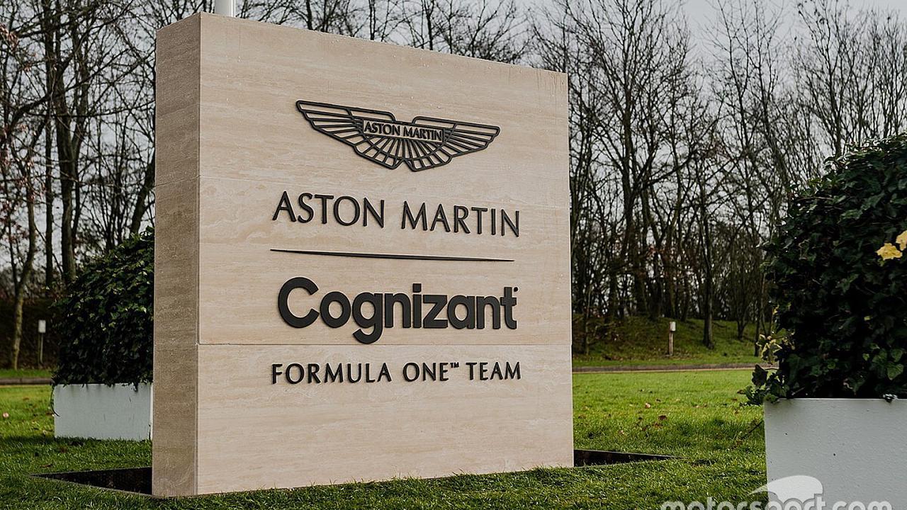 Aston Martin dévoile son sponsor titre pour son retour en F1