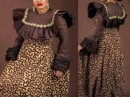 Sallah is Approaching Checkout these Latest Ankara Styles