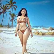 """""""She Is The Most Beautiful Woman In Mzansi""""- Follower Comment"""