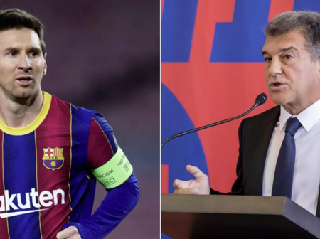 Messi states five demands to Barca president Laporta
