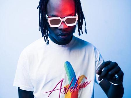 Reactions: This Is The Reason Why Good Girls Love Bad Guys - Naira Marley Reveals