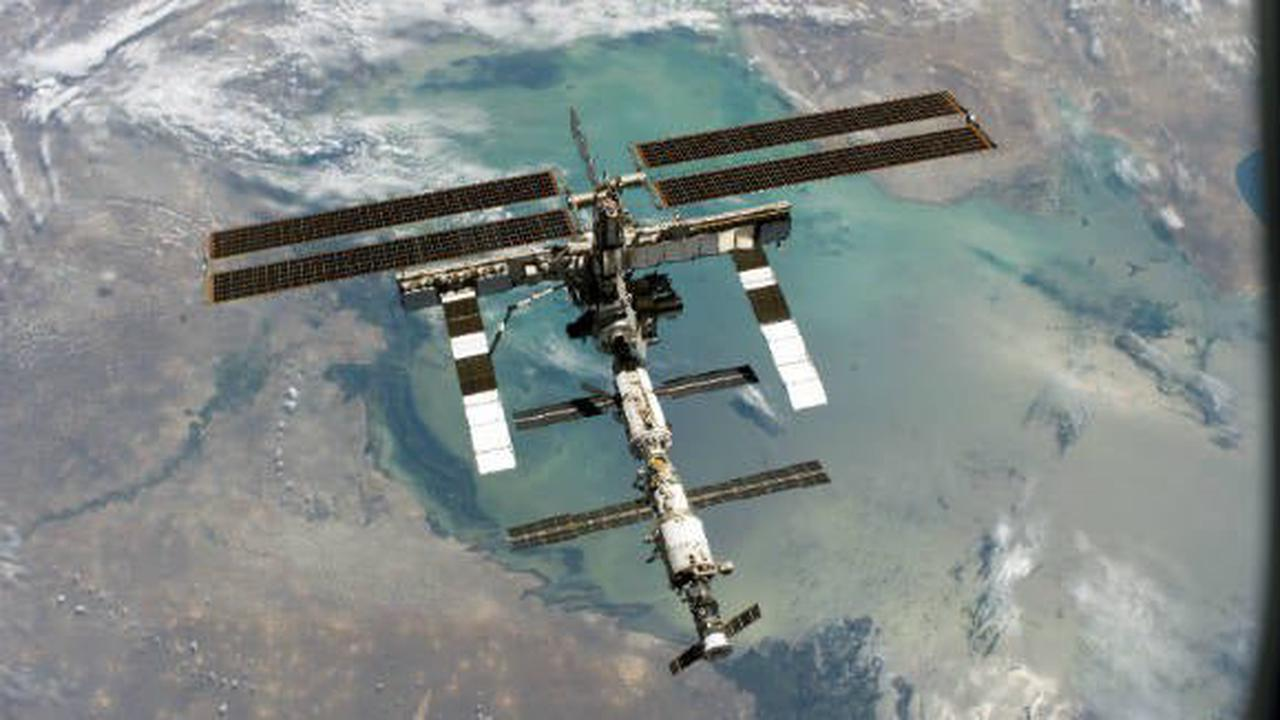 International Space Station BACKFLIPPED out of control after jet thrusters on the Russian 'Nauka' module misfired, new details released by NASA reveal