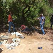 Suspects in Mpumalanga who did this are out with bail. Check here