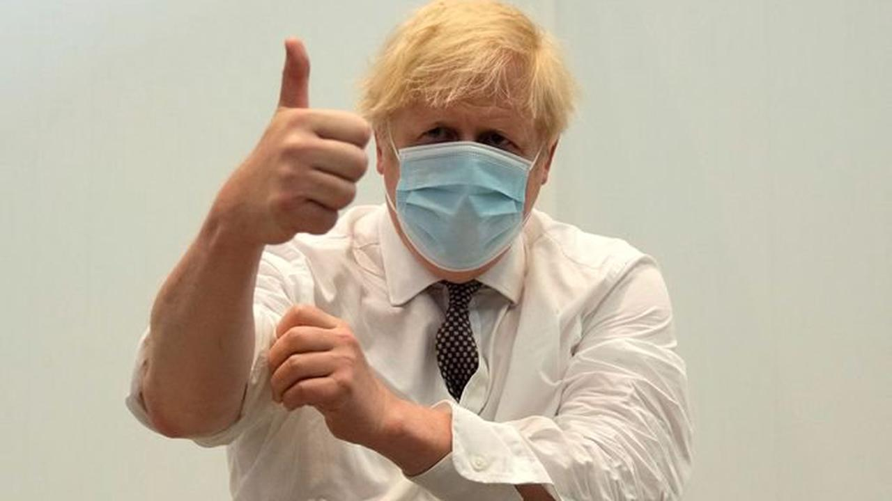 Boris Johnson will gesamte Weltbevölkerung bis Ende 2022 impfen