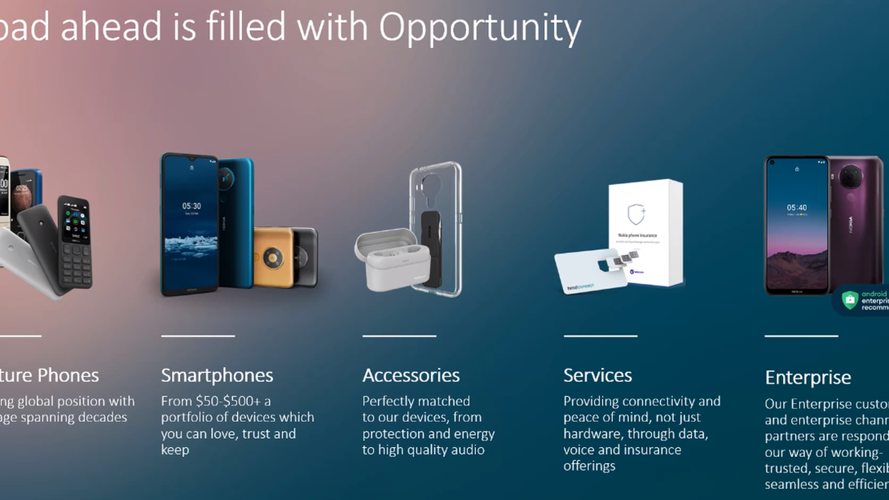 HMD Global launches Nokia C, G, X series, plots wireless service, simplification