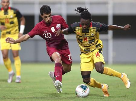 Ghana Blackstars Proves Ghanaians Wrong By Beating Qatar In Today's International friendly