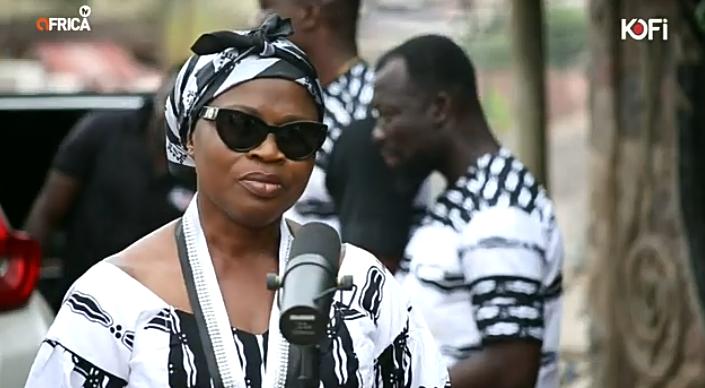 "545843d135c762efc6f08db2911222f2?quality=uhq&resize=720 - Sad ""Anecdote"" Coming From Kofi B's Beautiful Wife After His Burial Saddens Ghanaians"