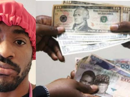 Reactions As Man Said If You Start Saving 1 Naira From Jan - Dec, You Still Not Have Up To $1