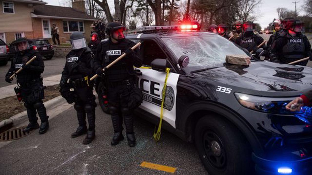 Proteste in Minneapolis nach Tod von Afroamerikaner