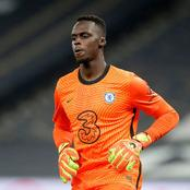 EPL Clean Sheets: See Where Mendy Is Ranked, After Chelsea Beat Liverpool 1-0