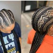 Latest Ghana Weaving Hairstyles.