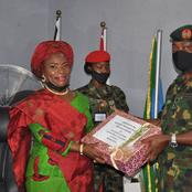 NOWA National President Visits GOC 81 Division ,Solicits Support For Mission