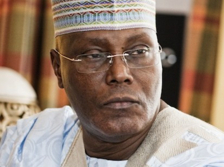 Here is what Alhaji Atiku Abubakar said as Nigeria enters into second recession in five years.
