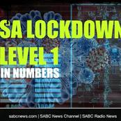 South Africa's lockdown level 1