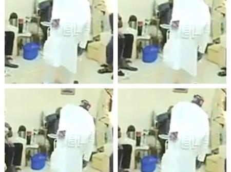 Jagaban Of Lagos: Tinubu Prostrates To Greet Afenifere Leader, Sparks Reactions Online (VIDEO)