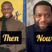 Man Stirs Reactions After He Posted Photos Of When He Left Nigeria In 2008 Vs Now