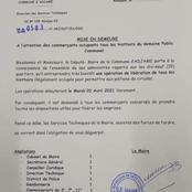 Adjamé: les commerçants priés de libérer les trottoirs illégalement occupés avant cette date