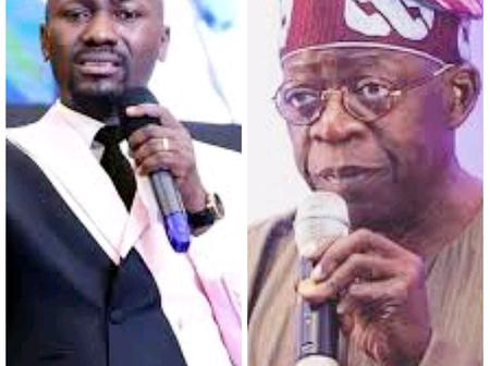 Today's Headlines: Apostle Johnson Suleman Drops New Prophecy, Tinubu Is A Strong Opponent- Okupe