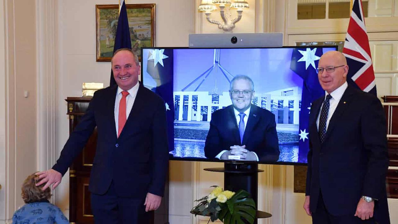 As Barnaby Joyce unleashes a new strain of climate denial, can Labor plug the credibility gap?