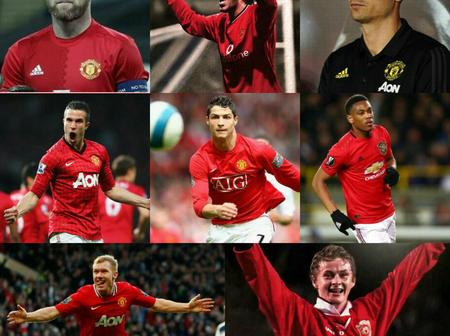 2000-2020: List of Manchester United Players to have scored a premier league Hat Trick
