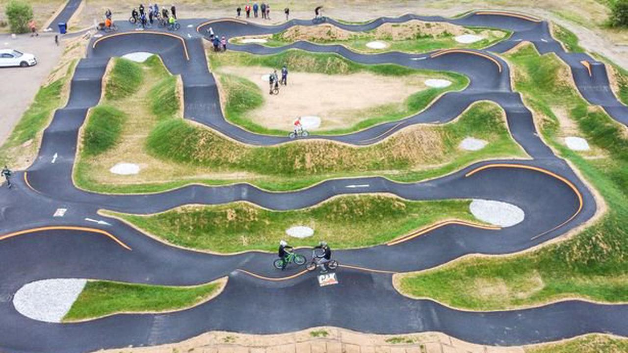 Police target children causing trouble at new £100k BMX track