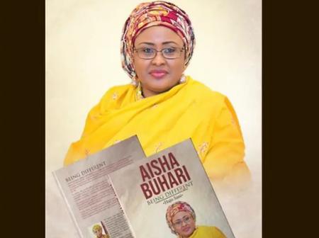 """""""Aisha Buhari Being Different"""