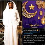Reactions As Ighalo Wishes Fans