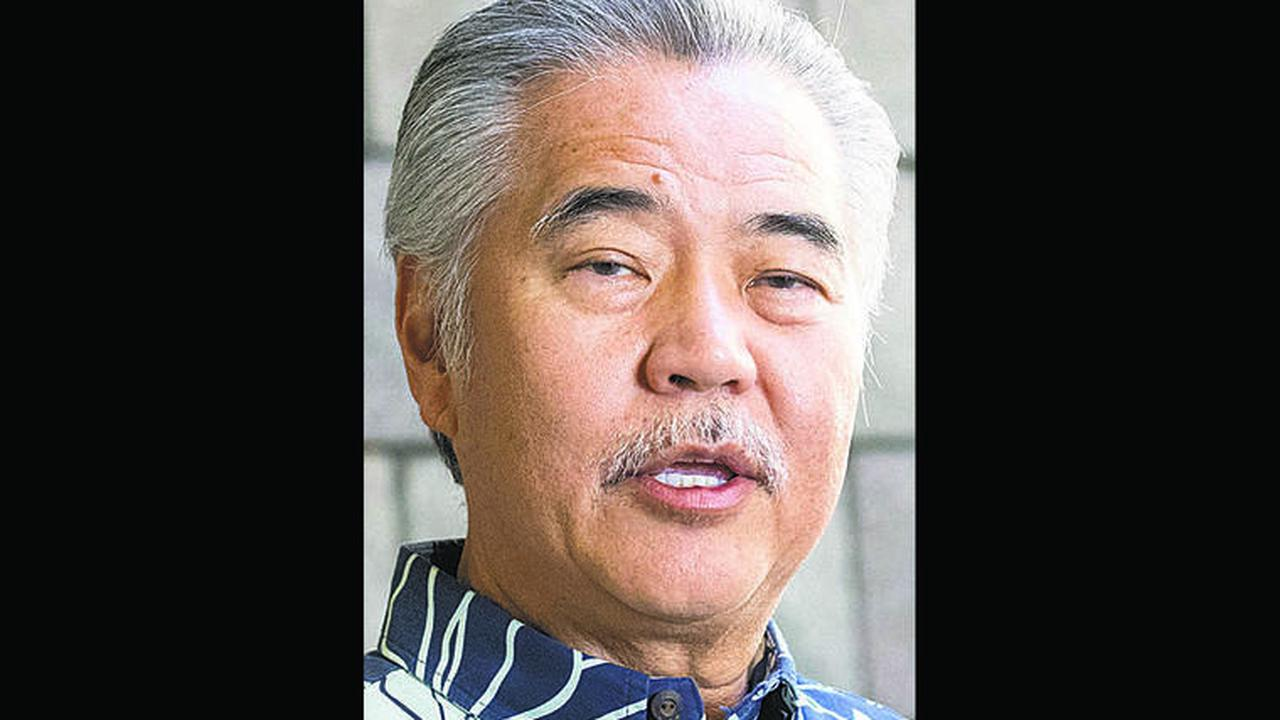 Ige unsure when furloughs for state workers will begin
