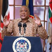 Details of President Uhuru's Next State of the Nation Adress on Covid_19 Situation Revealed