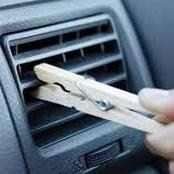 With This Clothespin Stunt Your Vehicle Will Smell Totally Breathtaking