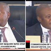 I'm Not A Corruption Detection Machine, Molefe Lashes Out At The Commission, Watch!