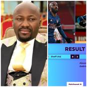 After Arsenal Won Sheffield United 3-0, Read What Apostle Suleman Told Chelsea Fans
