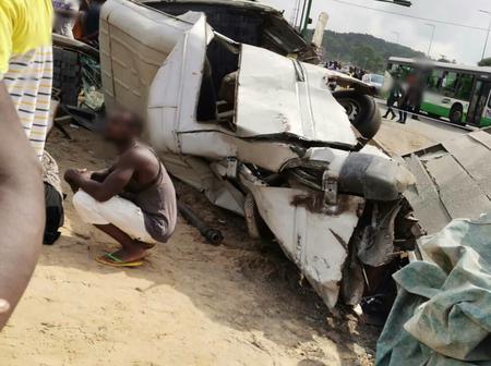 Sécurité routière : au moins un mort dans un grave accident ce jeudi à Bingerville