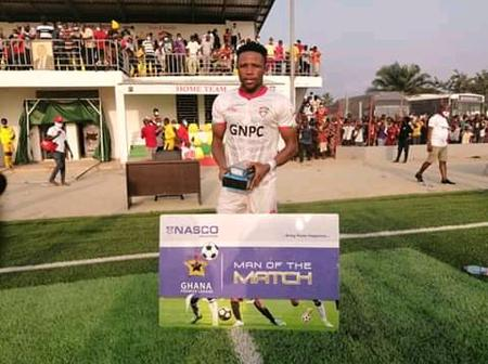 The race for the GPL goal king title gets keener after each game