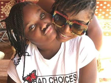 Like Mother, like Daughter. Meet Annie and 2Face Idibia's daughter that is an actress