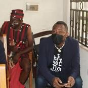 Drama in Court as Native doctor accompanied Journalist Omoleye Sowore to Court