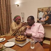 Beautiful Photos of Musalia Mudavadi Celebrating His Birthday With His Family Light up the Internet