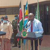 Wangamati: Seven People Have Died From Covid-19 While 110 Tested Positive In 2021 In Bungoma County