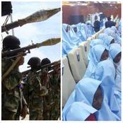 Today's Headlines: Boko-Haram Strike again Takes Over Dikwa, 279 Kidnapped Jangebe schoolgirls freed
