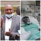 Rip! MP Kimani Ngunjiri Son Who Was Fighting For His Life in a Coastal Hospital is Dead