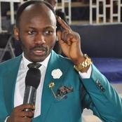 Apostle Suleman Sends Strong Message To Boko Haram, See What He Said About Kidnapped Pastor