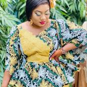 Fabulous Skirt And Blouse Styles For Mothers To Rock On Mother's Day (Photos)