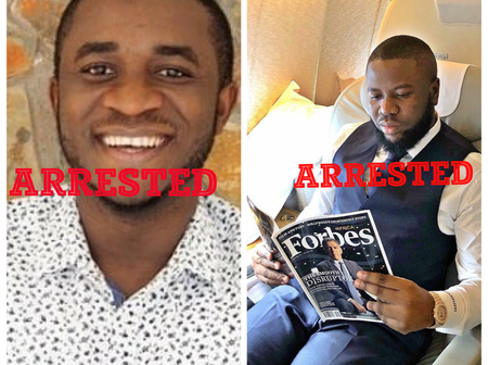 Opinion: See 3 Mistakes This Igbo Man Made Just Like Hushpuppi That Led Him To Jail